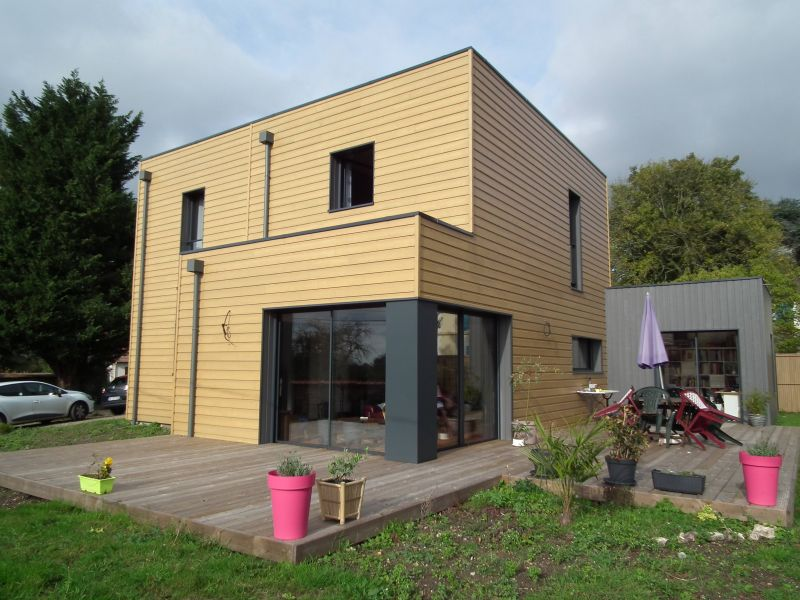 Maison haute normandie free maison vendre pices m fecamp with maison haute normandie perfect for Construction maison en bois haute normandie