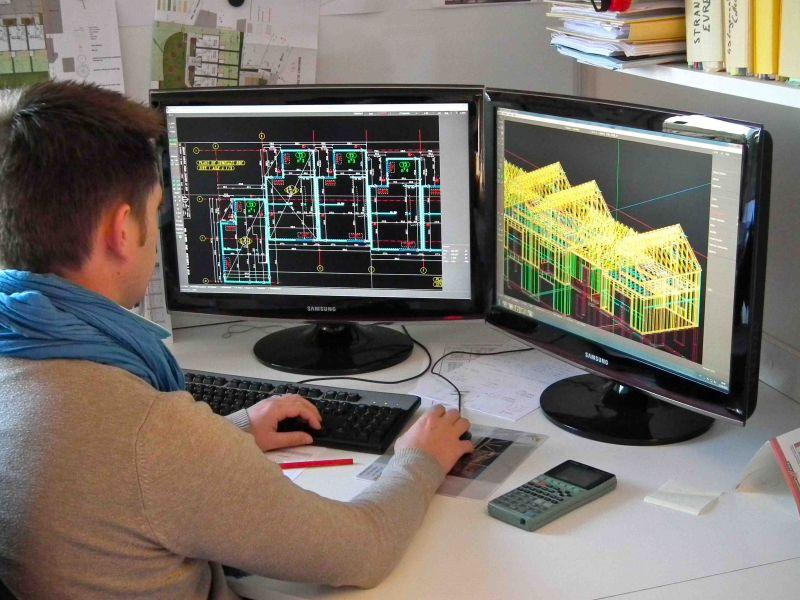 Notre bureau detudes pour la concrétisation des projets de maisons