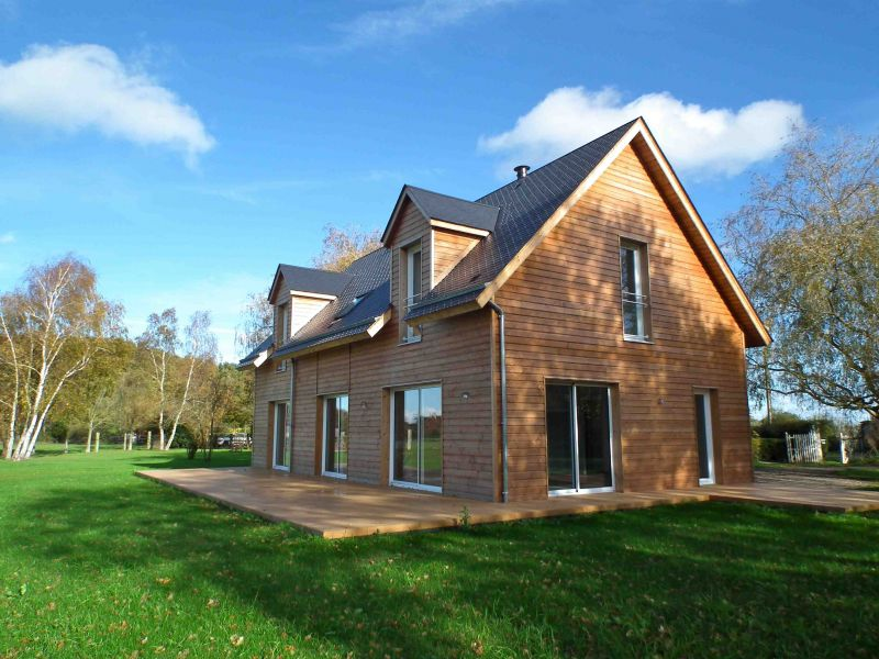 Isolation toiture terrasse ossature bois rt for Prix maison 100m2 rt 2012