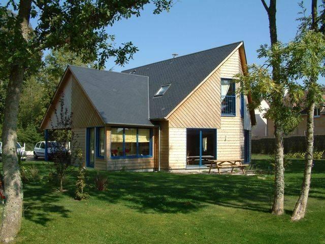 Photos de maisons ossature bois dans le calvados 14 for Agrandir sa maison en ossature bois
