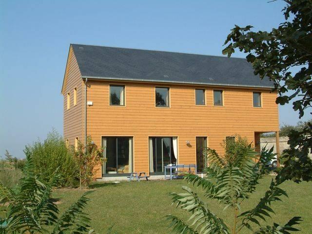 photos de maisons ossature bois dans le calvados 14. Black Bedroom Furniture Sets. Home Design Ideas