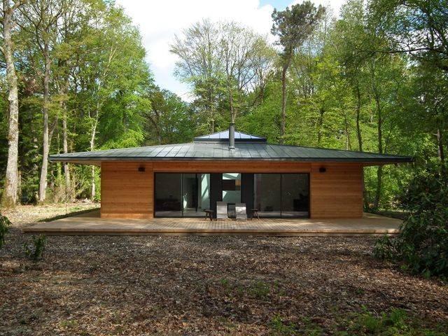 Maison Bbc Ossature Bois 138 M Proche De Pont L Eveque 14 Entreprise Rouennaise De Realisation Entreprise Rouennaise De Realisation