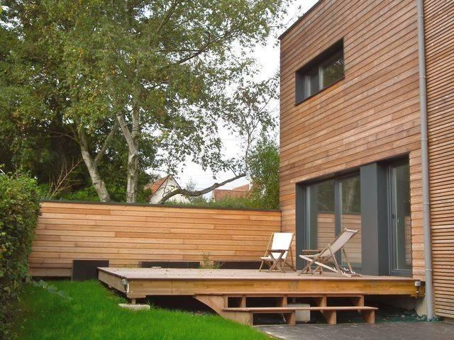 Extension ossature bois doubs travaux devis gratuit veauche 42 87 haute v - Combien coute un permis de construire ...