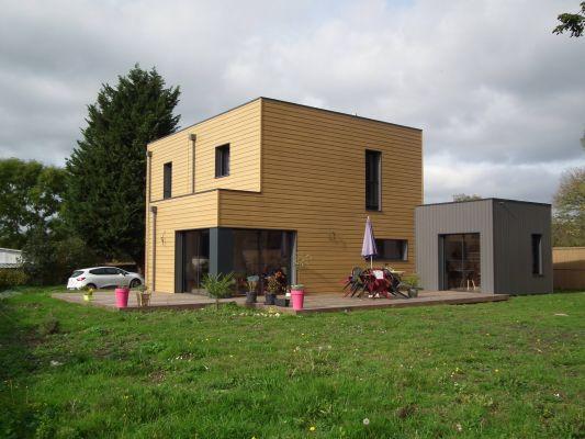 maison bois 76 seine maritime